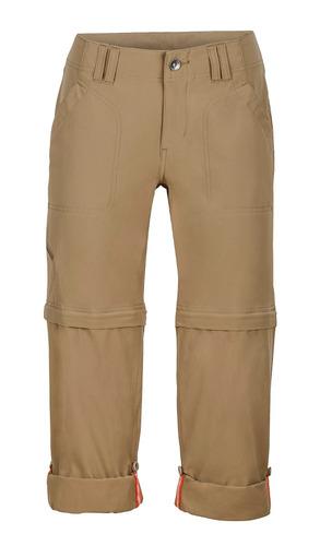 pantalón convertible marmot mujer lobo´s