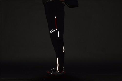 pantalon cortavientos unisex deporte ciclismo bolsillos