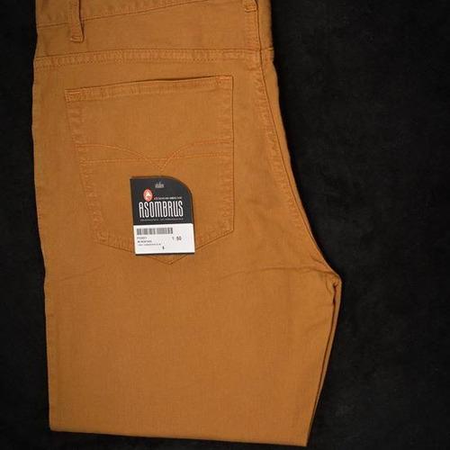 pantalón corte jean asombrus hombres altos
