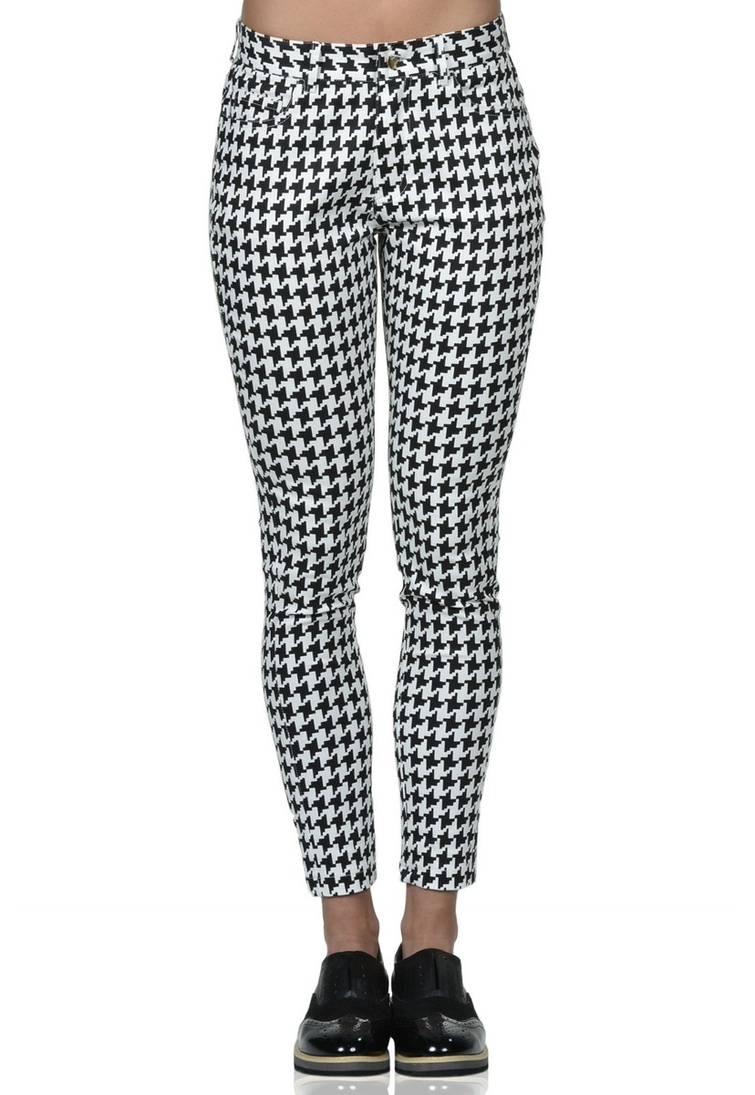 pantalón corte lápiz de mujer exotik ew171-1110-799 blanco. Cargando zoom. c0759725c8f