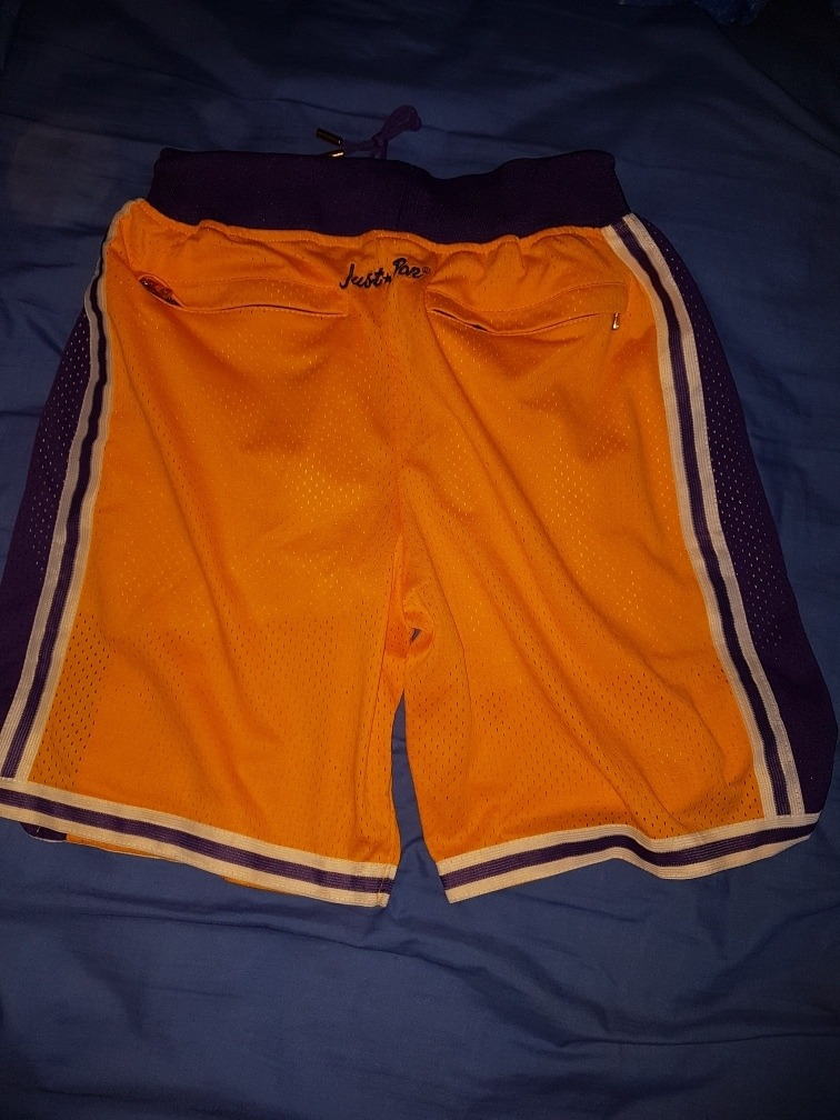 Lakers Retro Shorts Online Shopping For Women Men Kids Fashion Lifestyle Free Delivery Returns
