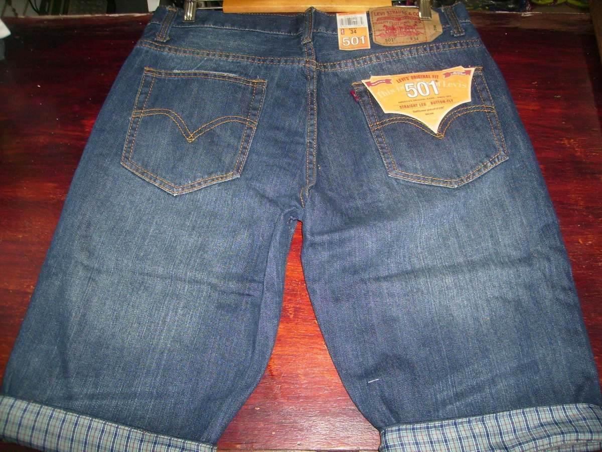 8c7d57ba08 pantalon corto de caballero levis casual. Cargando zoom.