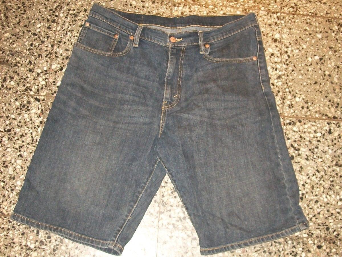 De 43 700 Pantalon Excelente Levi´s Estado Talle Corto 00 Jean ggH8T5S