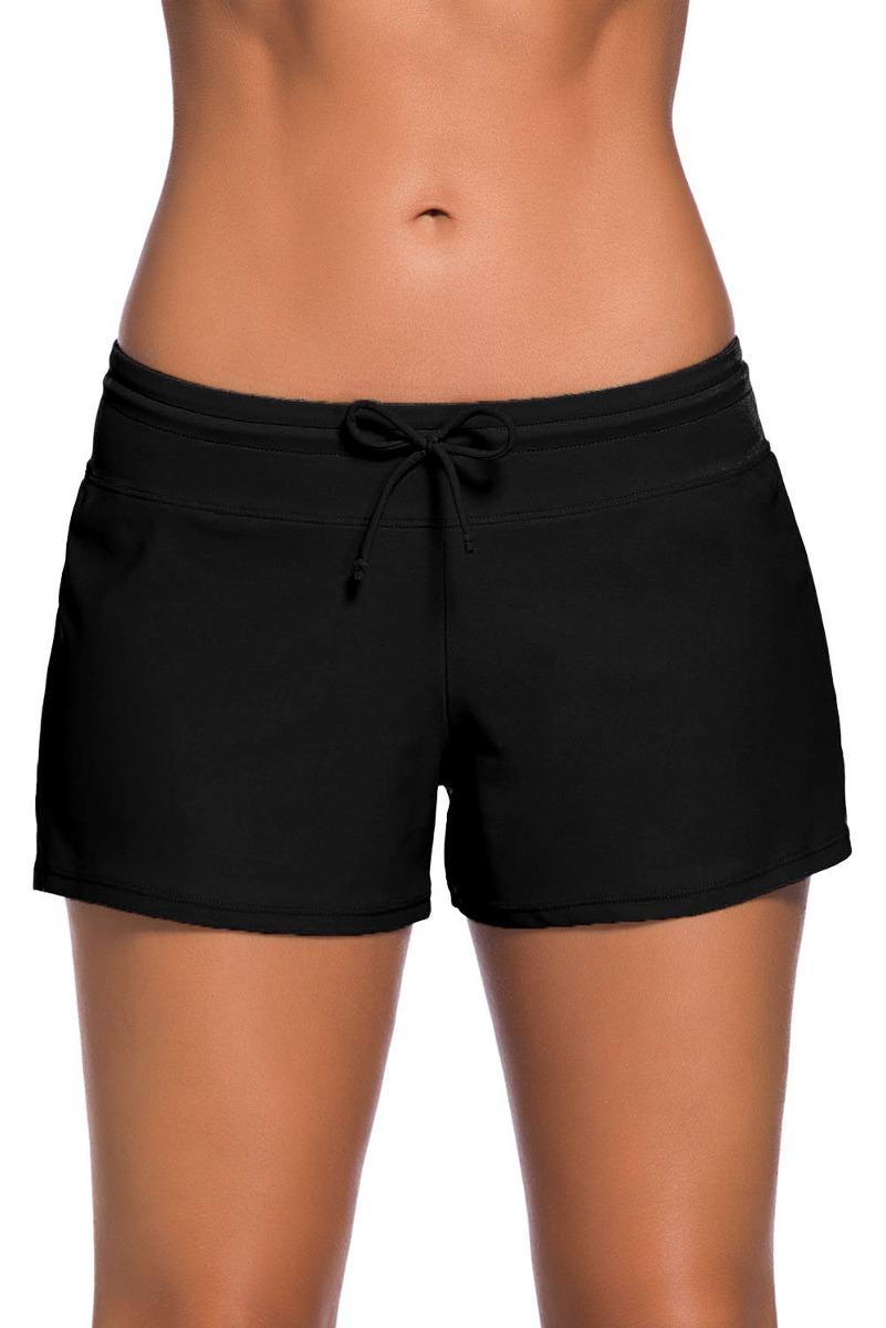 Mujer Na Corto Natación Boardshort De Pantalón Aleumdr 80NnOkwPX