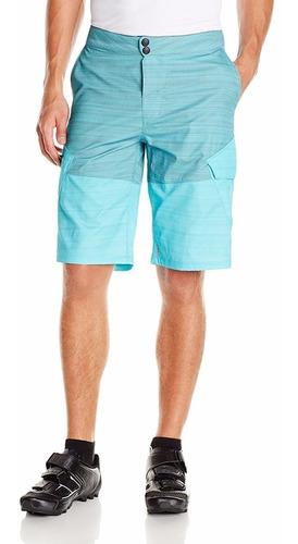pantalon corto shorts fox head ranger mtb azul