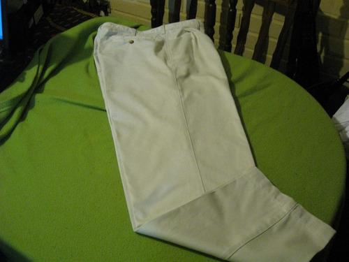 pantalon croft barrow talla w33 l30 color beige