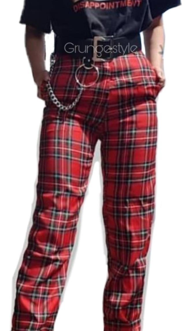Teci Odkrijte Pazite Pantalon Punk Escoces Hombre Communitygardenclubofcohasset Org