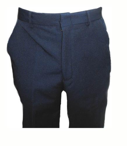 pantalón d línea confeccionado tricotina 100% poliester poli