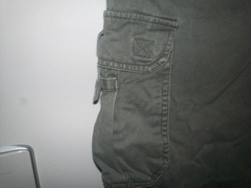 pantalon dama caminata  deportes tipo cargo talla 12