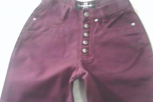 pantalon dama import marca romano lee tubito