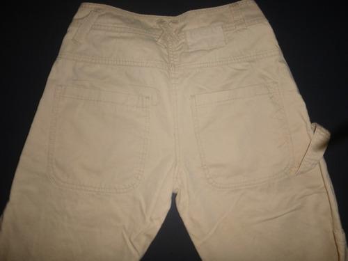 pantalon dama kaky talla 28 importado divided by h&m