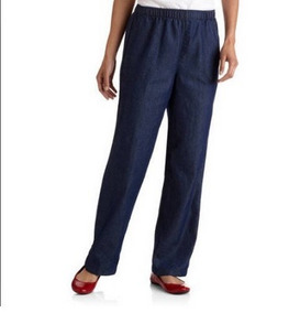 d15061cb8a Pantalon Dama Talla Extra 2xl-xxl-20 Petite Envio Gratis