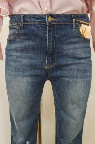 pantalon dama tallas extras select by cest toi s8016 import