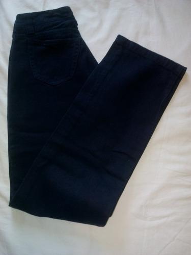 pantalon dama  tipo jean marca romano original