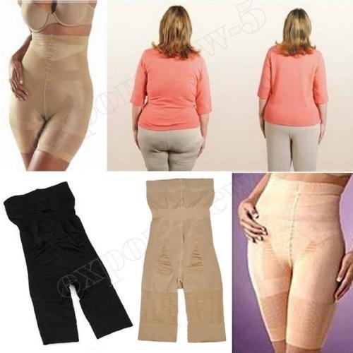 pantalón de algodón de las mujeres cintura... (black, l)