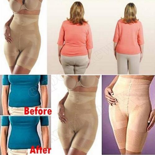 pantalón de algodón de las mujeres cintura... (black, m)