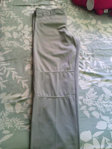 pantalon de beisbol sofbol talla xxl