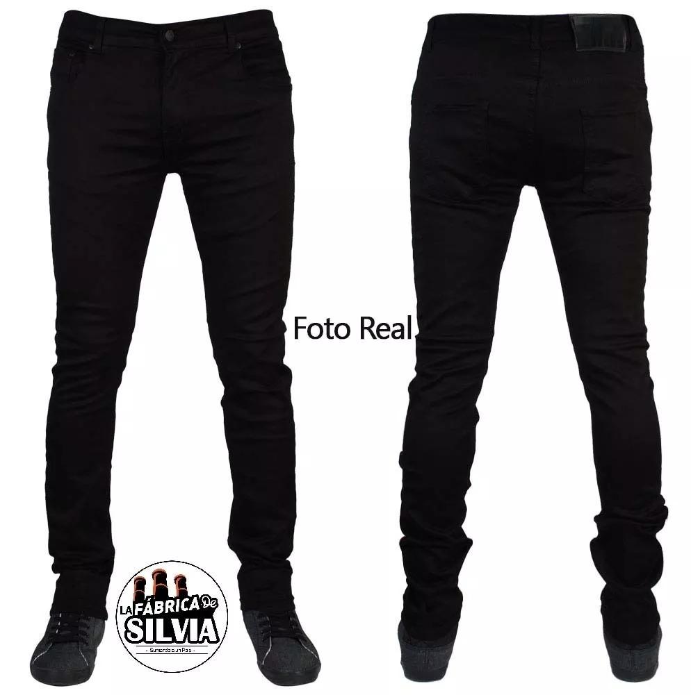 Pantalon De Caballero Jeans - Corte Slim Fit - Tendencia - $ 40.000 ...