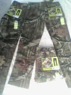 pantalon de cacereria camuflaje