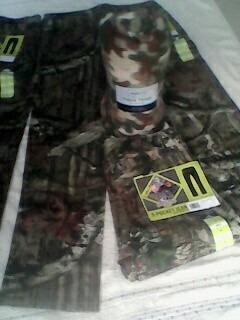 pantalon de caceria táctico militar