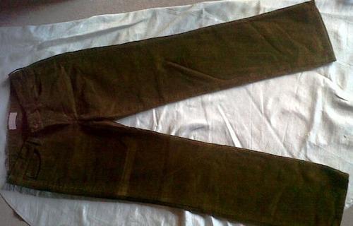 pantalon de corderoy de paula
