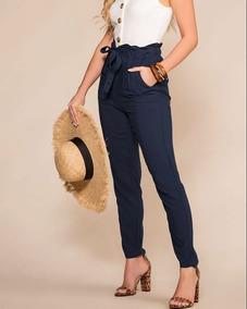 mirada detallada 1161f cc53a Pantalones De Lazos De Lados - Pantalones de Mujer en ...