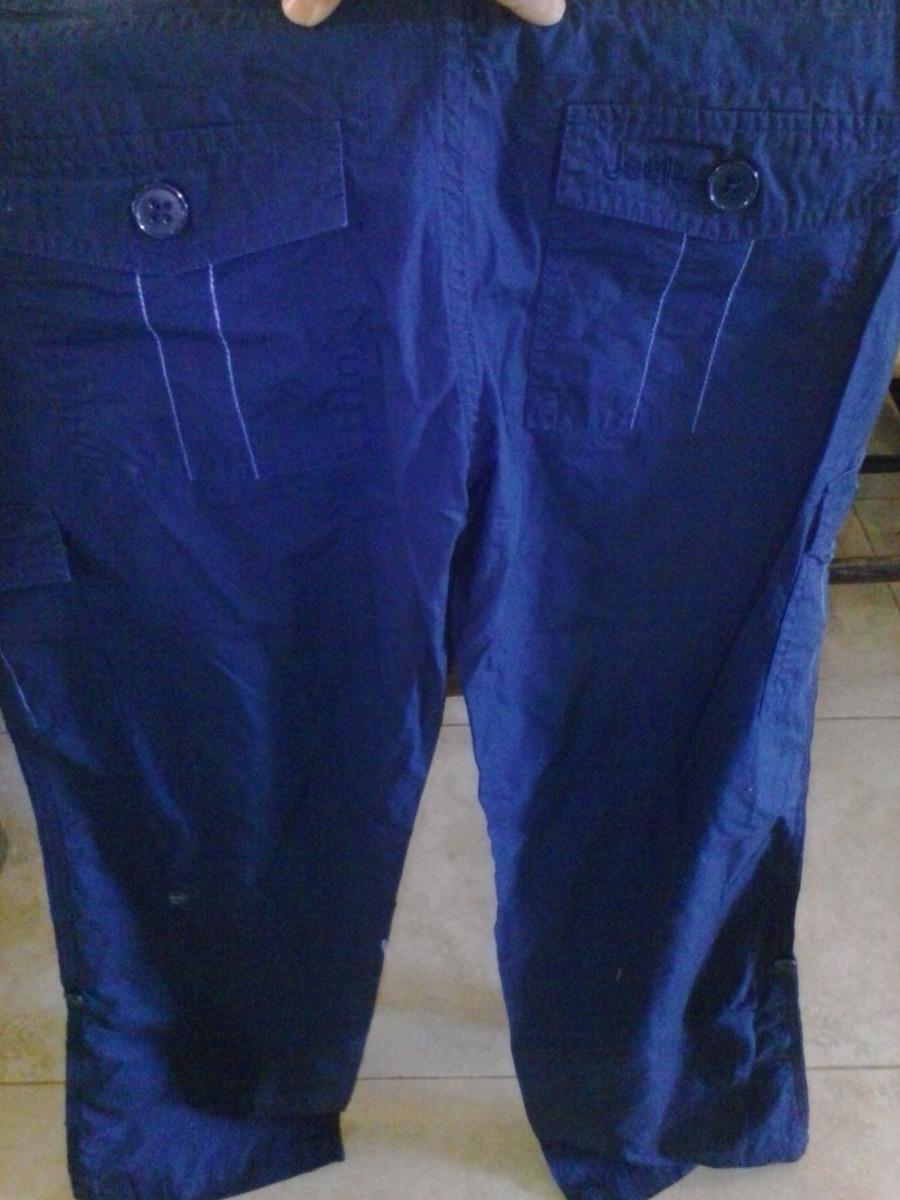 f3cc4ec367 pantalón de dama jeep cherokee azul marino talla 34. Cargando zoom.