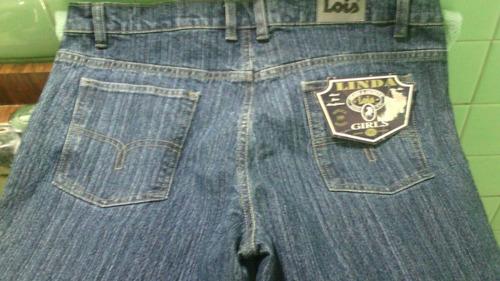 pantalon de dama stresh talla 36 lois original