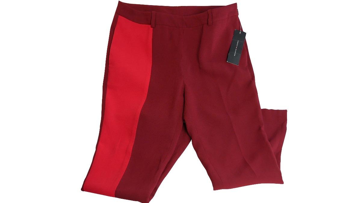 e0fdb61b703 pantalon de dama tommy hilfiger 100% original talla 6. Cargando zoom.