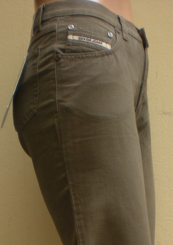 pantalon de drill no stretch paradama