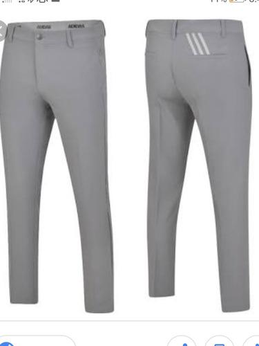 pantalón de golf hombre adidas