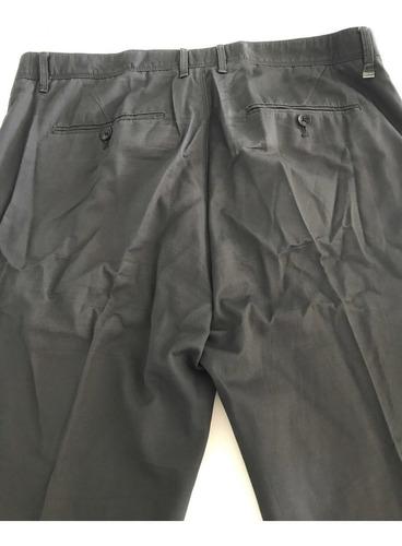 pantalon de hombre calvin klein color gris oscuro