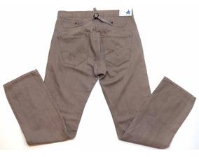 Jean W30 Hombre Pantalon L32 De Marrón Claro Recto Levis eWDY2IH9E