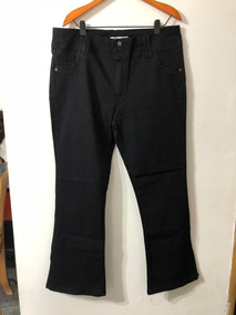 Talle Pantalon De Oxford Marca Negro Sttevia Jean Mujer 56 qzpSUMV