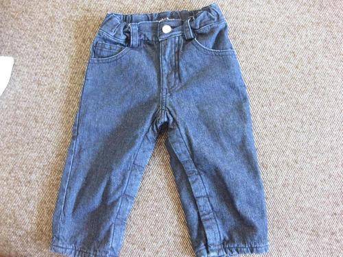 pantalon de jean para bebe magdalena esposito