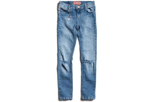 pantalon de jean para niña - emy -