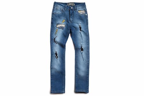 pantalon de jean para niño - santino -