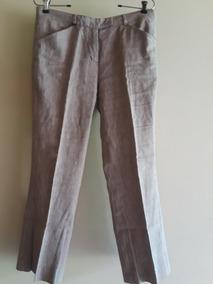 9b805505c Pantalón De Lino Suave Para Dama