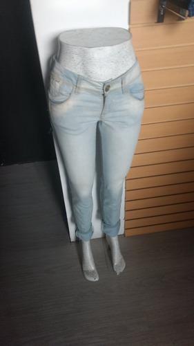 pantalon de mezclilla para dama 6301