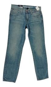 Jeans Dama Tommy Hilfiger Mezclilla Y New York & Company Vestir Talla 16 Duo Pack