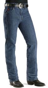 que buen look compre los más vendidos en stock Pantalón De Mezquilla Para Hombre Original Wrangler Corte Ajustado Mod. 28  Pbras