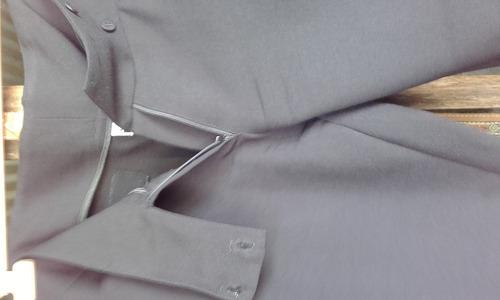 pantalon de microfibra clock house para dama talle l usado