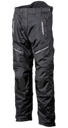 pantalón de moto agvsport modelo airtext