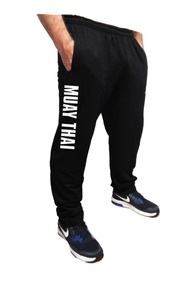 El Bronx Pantalon Largo Kick Boxing Negro Rojo Amarillo Pantalones Deportivos Hombre Ropa Hombre