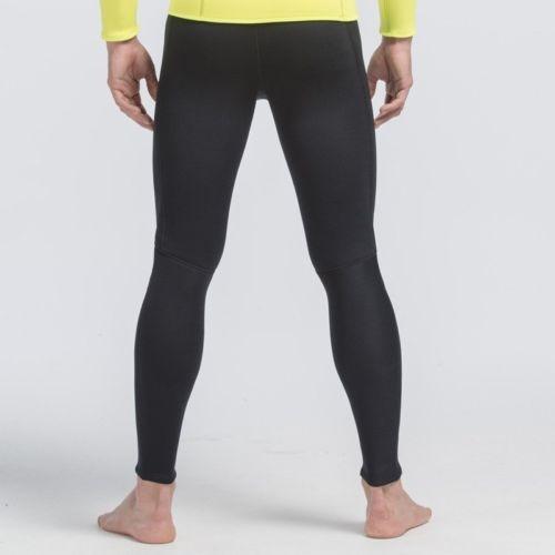 pantalón de neopreno 3mm buceo largo snorkel buceo... (2xl)