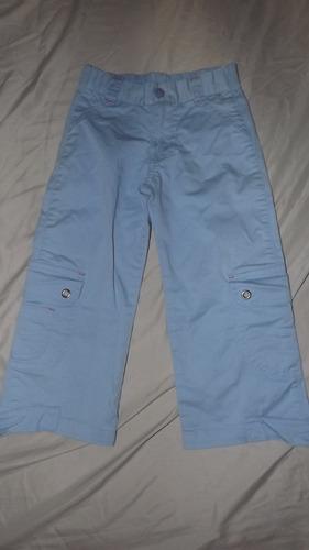 pantalon de niña talla 2