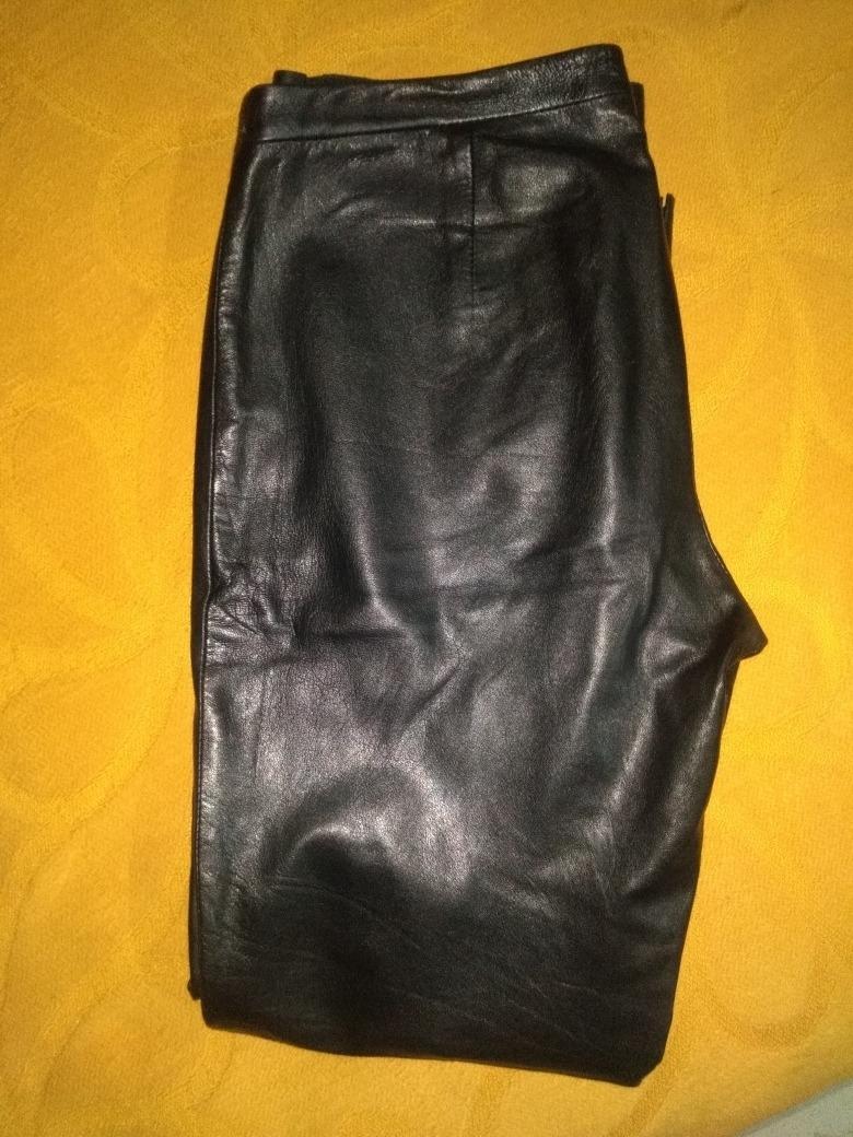 Pantalon De Piel Hombre Talla 30 Piel Suave 800 00 En Mercado Libre