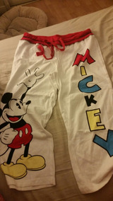Traído Usa Disney Marca De Pijama Mickey Mouse Pantalón wZuTOPikX