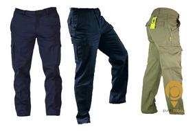 Trabajo Pampero Cargo Cazador Pantalón Reforzado Original De sQdthr