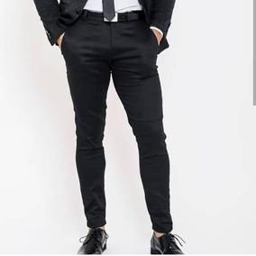 6370e652a5400d Pantalon Slim Fit Hombre - Ropa y Accesorios en Mercado Libre Argentina